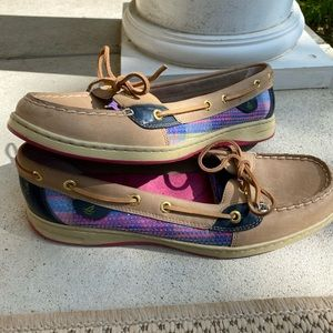 Women's Sperry boat shoes, size 11